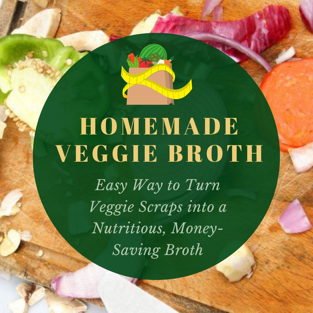 veggie scrap broth instructions
